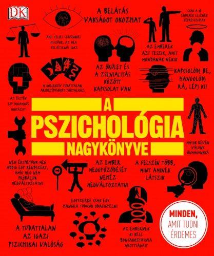 A pszichológia nagykönyve -  pdf epub