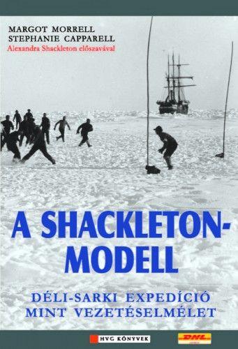 A Shackleton-modell - Margot Morrell pdf epub