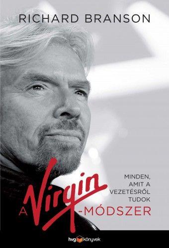 A Virgin-módszer - Richard Branson pdf epub