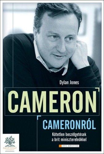Cameron Cameronról - Dylan Jones pdf epub