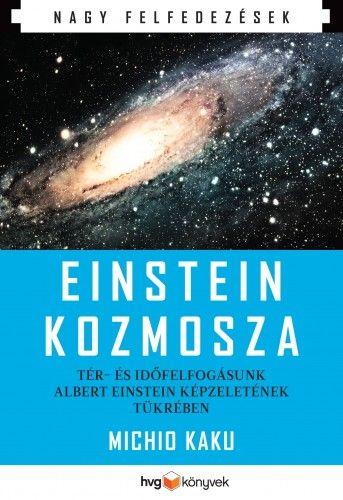 Einstein kozmosza - Michio Kaku pdf epub