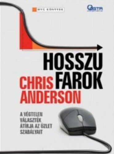 Hosszú farok - Chris Anderson pdf epub