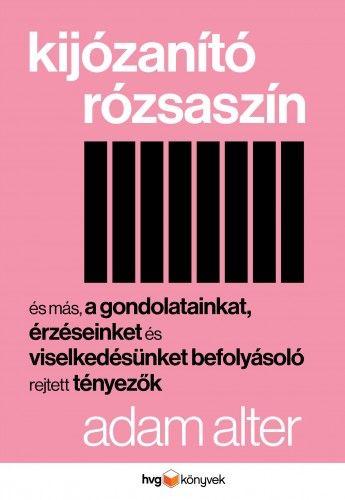 Kijózanító rózsaszín - Alter Adam pdf epub