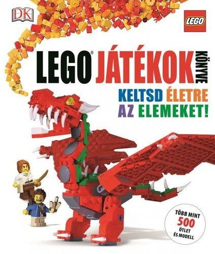 LEGO játékok könyve - Daniel Lipkowitz pdf epub