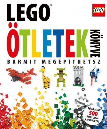 LEGO ötletek könyve - Daniel Lipkowitz pdf epub