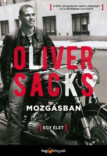 Mozgásban - Oliver Sacks pdf epub
