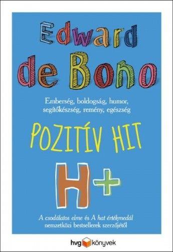 Pozitív hit - Edward De Bono pdf epub
