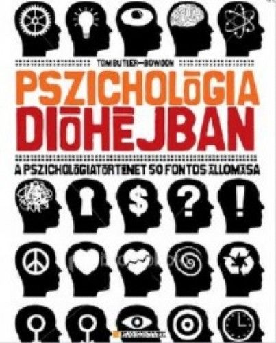 Pszichológia dióhéjban - Tom Butler-Bowdon pdf epub