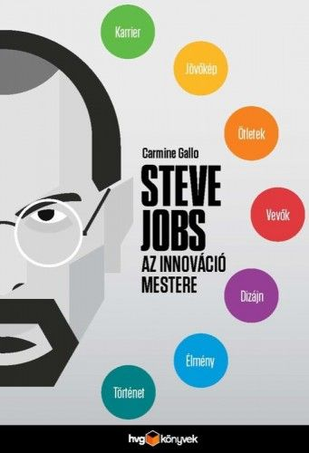 Steve Jobs az innováció mestere - Gallo Carmine pdf epub