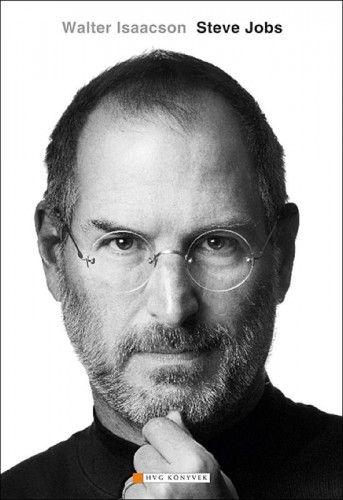 Steve Jobs életrajza - Walter Isaacson |