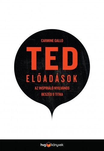 TED-előadások - Carmine Gallo pdf epub