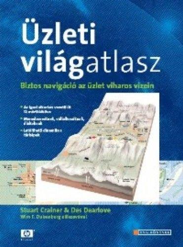 Üzleti világatlasz - Biztos navigáció az üzlet viharos vizein - Stuart Crainer pdf epub