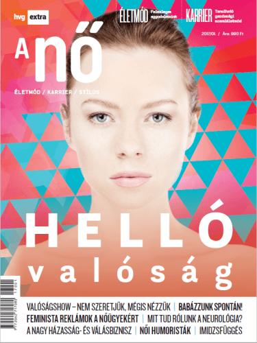 HVG Extra Magazin - A nő 2017/01