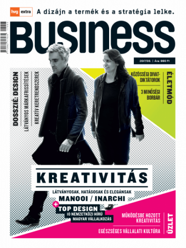 HVG Extra Magazin - Business 2017/03