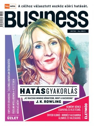 HVG Extra Magazin - Business 2017/02