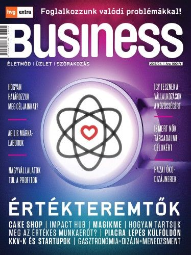 HVG Extra Magazin - Business 2016/04