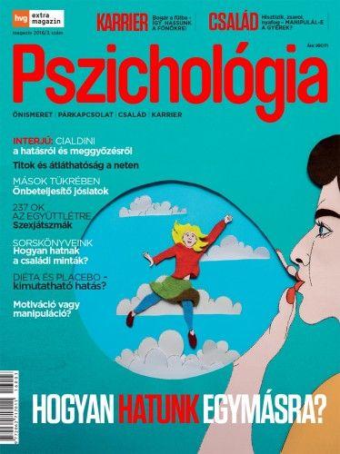 HVG Extra Magazin - Pszichológia 2016/03