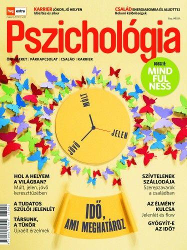 HVG Extra Magazin - Pszichológia 2017/02