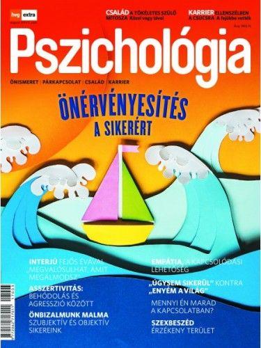 HVG Extra Magazin - Pszichológia 2017/03