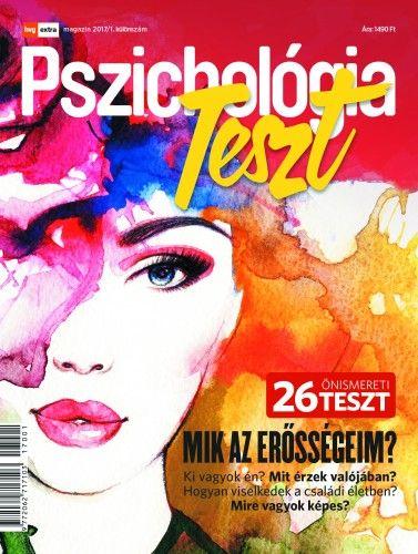 HVG Extra Magazin - Pszichológia Teszt Ksz 2017