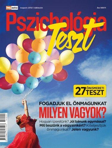 HVG Extra Magazin - Pszichológia Teszt Ksz 2016