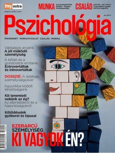 HVG Extra Magazin - Pszichológia 2016/01