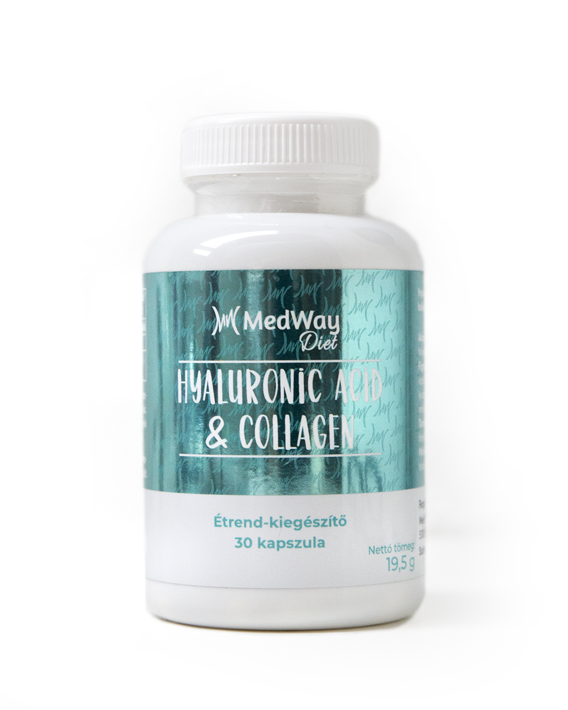 MedWay Diet Collagen kapszula - 30 szemes