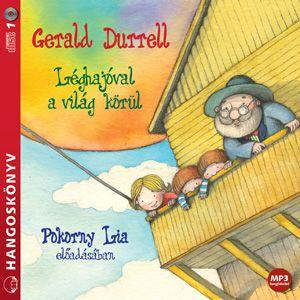 Gerald Durrell - Léghajóval a világ körül - Hangoskönyv - Mp3
