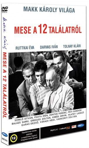 Mese a 12 találatról-DVD