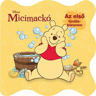 Pancsolókönyv - Micimackó