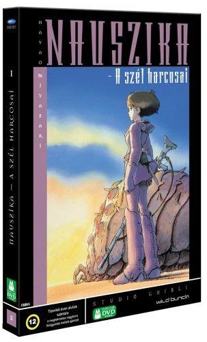 Hayao Miyazaki - Nauszika - A szél harcosa