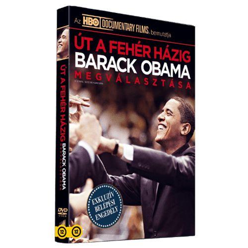 Út a Fehér házig - Barack Obama megválasztása - DVD