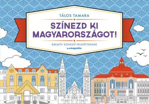 Színezd ki Magyarországot!