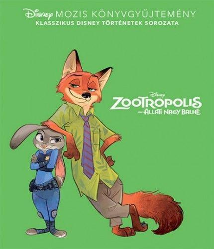 Disney klasszikusok - Zootropolis