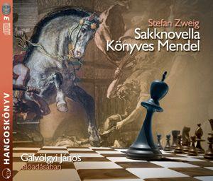Sakknovella - Könyves Mendel - Hangoskönyv